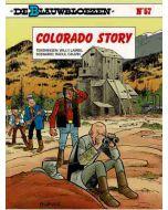 DE BLAUWBLOEZEN, DEEL 057 : COLORADO STORY