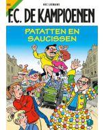 F.C.DE KAMPIOENEN, DEEL 105 : PATATTEN EN SAUCISSEN !