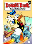 DONALD DUCK, POCKET 285 : DE ZWAKSTE SCHAKEL