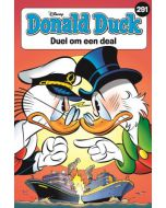DONALD DUCK POCKET, DEEL 291 : DUEL OM EEN DEAL