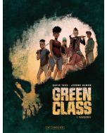 GREEN CLASS, DEEL 001 : PANDEMIE
