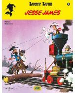 LUCKY LUKE, NIEUW LOOK DEEL 035 : JESSE JAMES