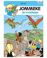 JOMMEKE, DEEL 296 : DE VUURDRAAK
