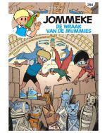 JOMMEKE, DEEL 294 : DE WRAAK VAN DE MUMMIES