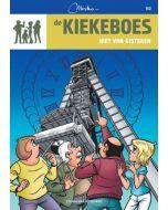 DE KIEKEBOES, DEEL 152 : NIET VAN GISTEREN