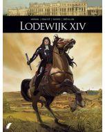 ZIJ SCHREVEN GESCHIEDENIS, LODEWIJK XIV, SC DEEL 001