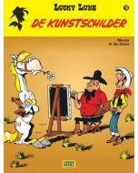 LUCKY LUKE, NIEUW LOOK, DEEL 072 : DE KUNSTSCHILDER