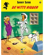 LUCKY LUKE, NIEUW LOOK DEEL 042 : DE WITTE RIDDER