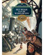 HET MEISJE VAN DE WERELD EXPO, DEEL 001 : PARIJS, 1855