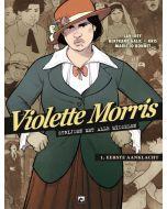 VIOLETTE MORRIS, DEEL 001 : STRIJDEN MET ALLE MIDDELEN