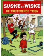 SUSKE EN WISKE KORTVERHAAL, DEEL 005 : DE TREITERENDE TRIEN