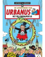 URBANUS, DEEL 182 : HET BILLENKNIJPERTJE