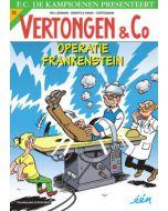 VERTONGEN & CO, DEEL 025 : OPERATIE FRANKENSTEIN
