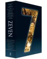 ZEVEN, LEGE BOX VOOR DE DELEN 8 T/M 14 MET GRATIS PRENT !