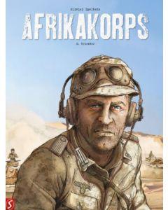 AFRIKAKORPS, DEEL 002 : CRUSADER