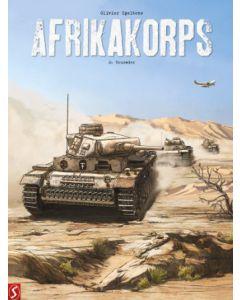 AFRIKAKORPS, LIMITED EDITION DEEL 002 : CRUSADER