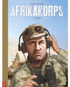 AFRIKAKORPS, COLLECTORS  EDITION DEEL 002 : CRUSADER