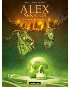 ALEX SENATOR, DEEL 009 : DE SCHIMMEN VAN ROME