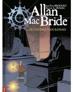 ALLAN MAC BRIDE, DEEL 001: DE ODYSSEE VAN BAHMES