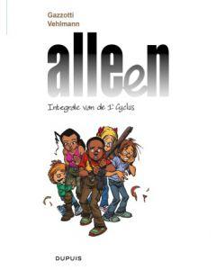 ALLEEN, INTEGRAAL : CYCLUS 001