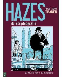 ANDRÉ HAZES,  DE STRIPBIOGRAFIE DEEL 003 : TRANEN  ( 1990 - 2004  )