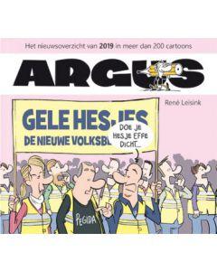ARGUS, HET NIEUWS OVERZICHT VAN 2019 IN 200 CARTOONS