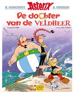 ASTERIX, DEEL 038 : DE DOCHTER VAN DE VELDHEER