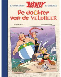 ASTERIX LUXE GROOTFORMAAT DEEL 038 : DE DOCHTER VAN DE VELDHEER