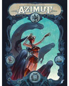 AZIMUT, DEEL 004: ZWARTE WOLKEN, WITTE SLUIERS