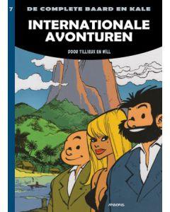 BAARD EN KALE, LUXE INTEGRAAL DEEL 007 : INTERNATIONALE AVONTUREN