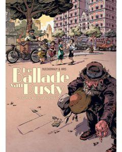 DE BALLADE VAN DUSTY, DEEL 002: ONDER DE HOEDE VAN DE FREAKS