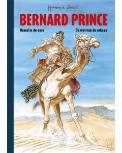 BERNARD PRINCE INTEGRAAL DEEL 003 : BRAND IN DE OASE EN DE WET VAN DE ORKAAN