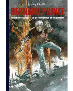 BERNARD PRINCE INTEGRAAL DEEL 004 : VERSCHROEIDE AARDE EN DE GROENE VLAM VAN DE CONQUISTADOR