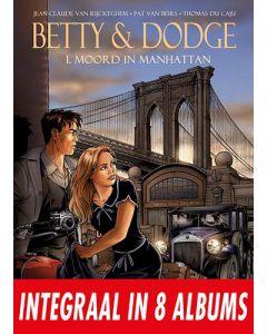 BETTY & DODGE INTEGRAAL IN 8 ALBUMS