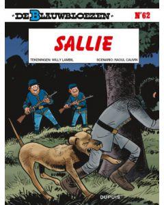 BLAUWBLOEZEN, DE, DEEL 062 : SALLIE