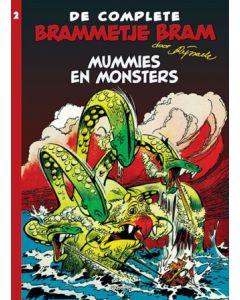 DE COMPLETE BRAMMETJE BRAM, LUXE DEEL 002 : MUMMIES EN MONSTERS