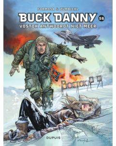 BUCK DANNY, DEEL 056 : VOSTOK ANTWOORDT NIET MEER
