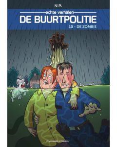 DE BUURTPOLITIE, DEEL 010 : DE ZOMBIE