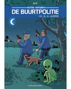 DE BUURTPOLITIE, DEEL 011 : A... A... ALIENS !