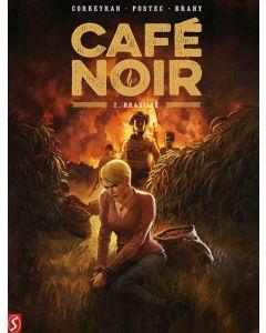 CAFÉ NOIR, HC DEEL 002 : BRAZILIË