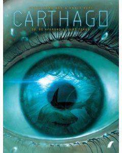 CARTHAGO, DEEL 010 : DE AFGROND GLUURT TERUG