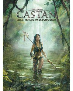 CASTAN, DEEL 2 : HET LAND VAN DE DONDERDRAAK