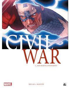 CIVIL WAR, DEEL 003 : EEN MARVEL EVENEMENT