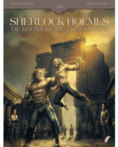 COLLECTIE 1800 : SHERLOCK HOLMES, DE KRONIEKEN VAN MORIARTY DEEL 002 : VERVULLING