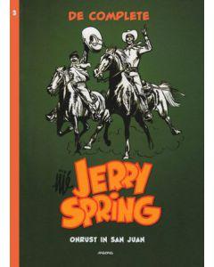 DE COMPLETE JERRY SPRING, LUXE DEEL 003 : ONRUST IN SAN JUAN