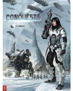 CONQUESTS, DEEL 001 : ISLANDIA