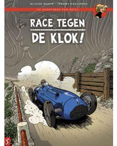 DE AVONTUREN VAN BETSY, DEEL 003: RACE TEGEN DE KLOK