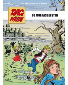 DAG EN HEIDI, DEEL 009 : DE MOERASGEESTEN