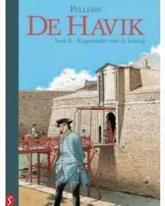 DE HAVIK, LUXE DEEL 008 : KAAPVAARDER VOOR DE KONING