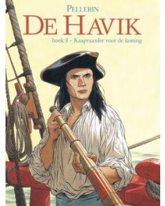 DE HAVIK, DEEL 008 : KAAPVAARDER VOOR DE KONING